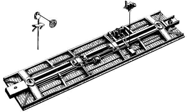 Central Valley #1000 40 foot underframe kits.